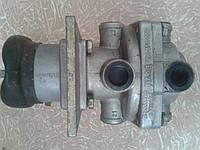 Кран тормозной 2-х секционный ГАЗ-4301