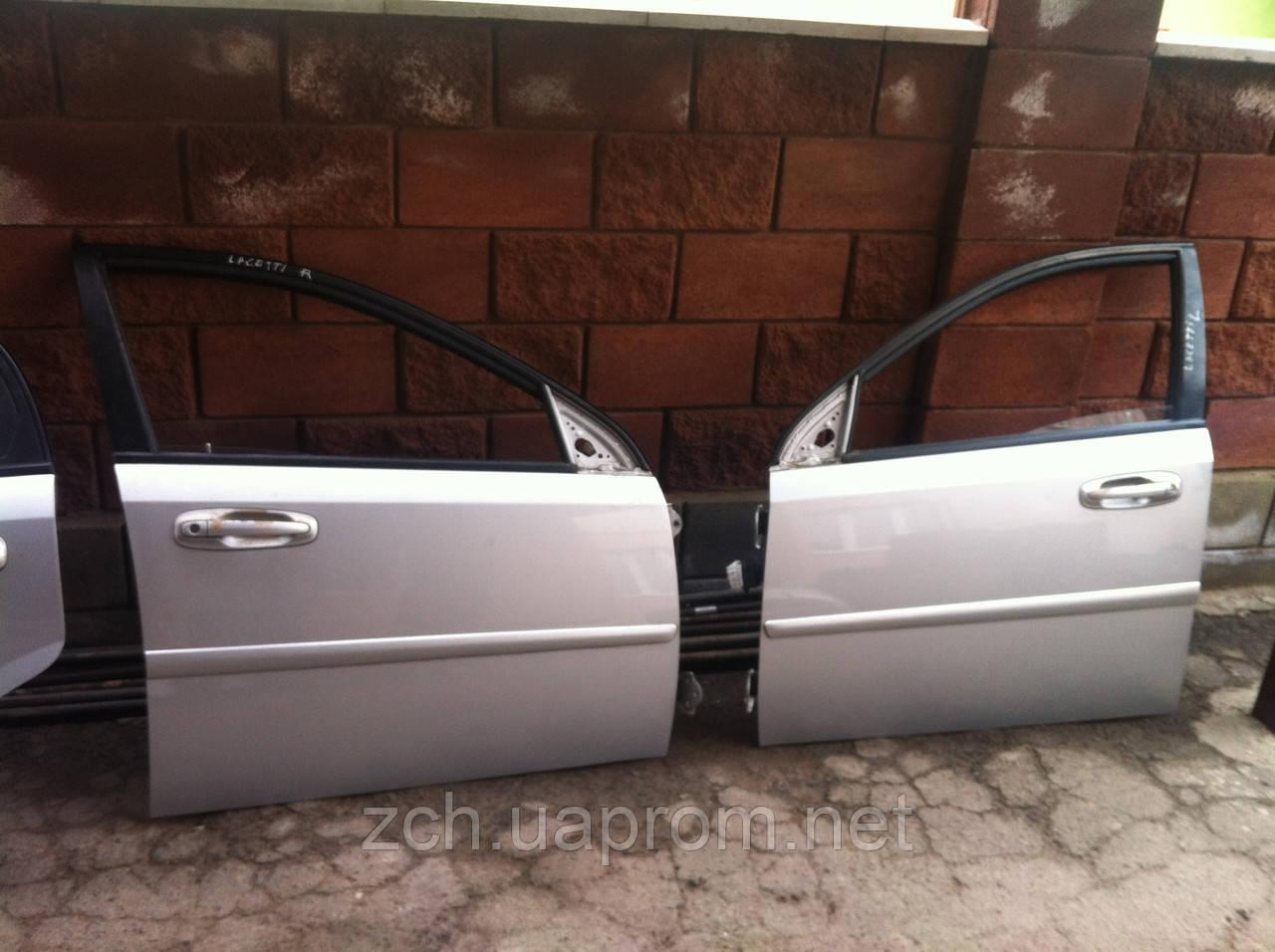 Передние двери Chevrolet Lacetti