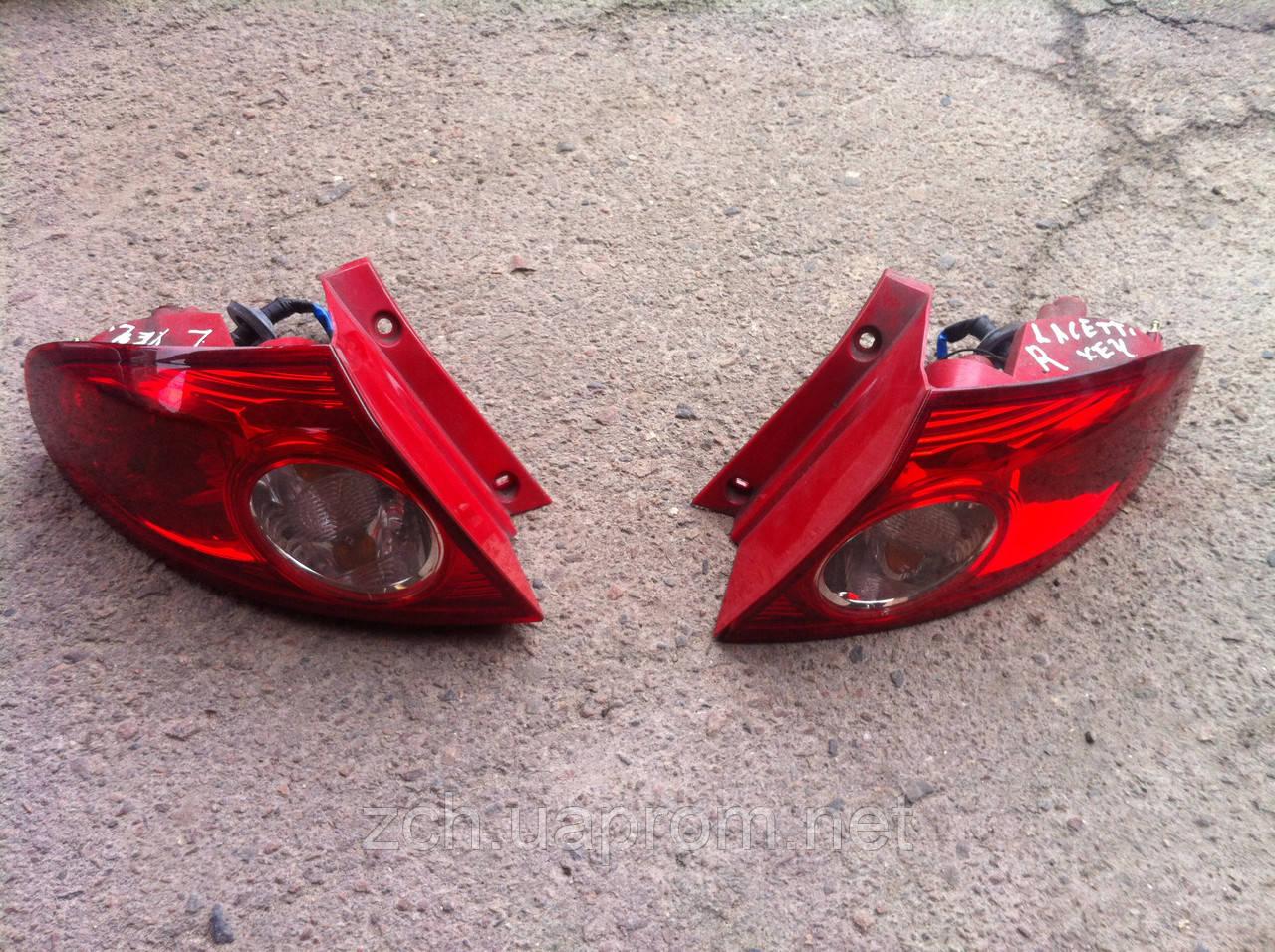 Задние фонари Chevrolet Lacetti