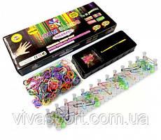 Фантастическая новинка - набор резинок для плетения браслетов LOOM BANDS