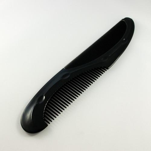 расческа с комбинироваными зубьями