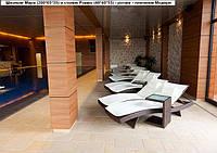 Шезлонг МАРА Модерн, лежак - мебель для бассейна, мебель для сада, мебель для отдыха