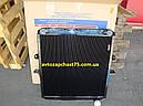 Радиатор  Маз 64229, 54325 4-х рядный, медно-латунный (Шадринский автоагрегатный завод, Россия), фото 4