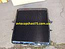 Радиатор  Маз 64229, 54325 4-х рядный, медно-латунный (Шадринский автоагрегатный завод, Россия), фото 5