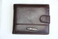 Мужской кошелек из натуральной кожи TAILIAN