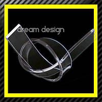 Гибка акрила (оргстекла), термогибка пластиков