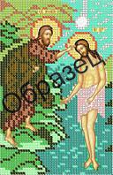 Схема для вышивки бисером « Крещение »