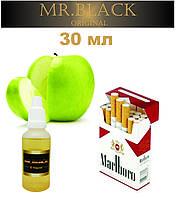 """Жидкость для электронных сигарет """"Мальборо+Яблоко"""" Mr. Black 30 мл"""