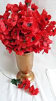 Мак мелкий (7 цветочков на ветке, д-4 см), (10/6) (цена за 1 шт. + 4 гр.) , фото 1
