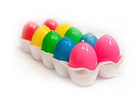 """Набор свечей """"Пасхальное яйцо"""" - разноцветные"""