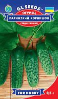 Семена огурец Парижский Корнишон женским типом цветения
