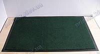 Коврик грязезащитный Элит 90х120см., цвет зеленый темный
