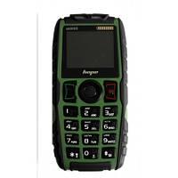 Мобильный телефон 2 SIM Power Bank HOPE AK8000 Green