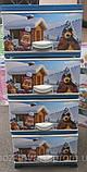 Комод пластиковый Еlif, с рисунком Маша и медведь зимой. Производство Турция., фото 4