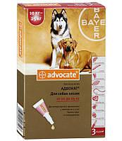 Bayer Адвокат для собак 10-25 кг.