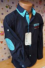 Рубашка Турция Опт 6-12 лет