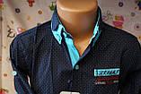 Рубашка Турция Опт 6-12 лет, фото 2