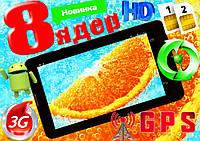 ОРИГИНАЛ! 3G планшет телефон на 2SIM, 8 ядер, GPS