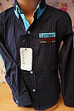 Рубашка Турция Опт 6-12 лет, фото 3