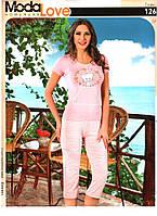 Пижама женская Котик