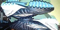 Бампы кожаные-сороконожки UMBRO, фото 1