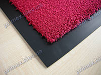 Коврик грязезащитный Элит 40х60см., цвет красный темный