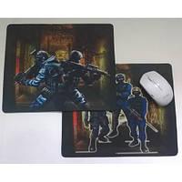 Коврик для мышки Counter Strike (30 x 25)