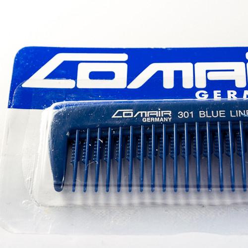 оригинальная форма зубьев на расческе Comair