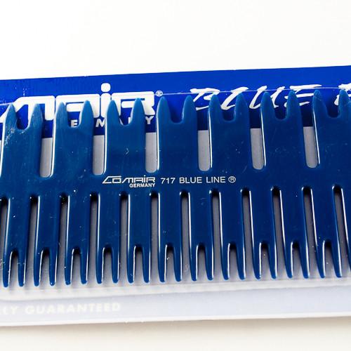 расческа для распрямления Comair 717 Blue Profi Line