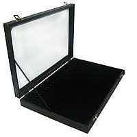 Коробка с стеклянной крышкой под браслеты, фото 1