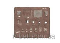 BGA трафарет для реболлинга Apple iPhone 4S