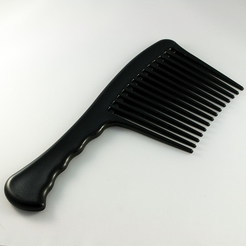 расческа гребень с ручкой для мокрых волос