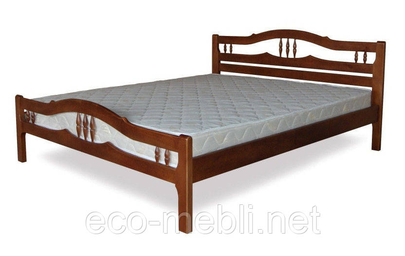 """Двоспальне ліжко ТИС """"ЮЛІЯ 1"""", фото 1"""