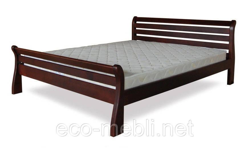 """Двоспальне ліжко ТИС """"РЕТРО 1"""""""