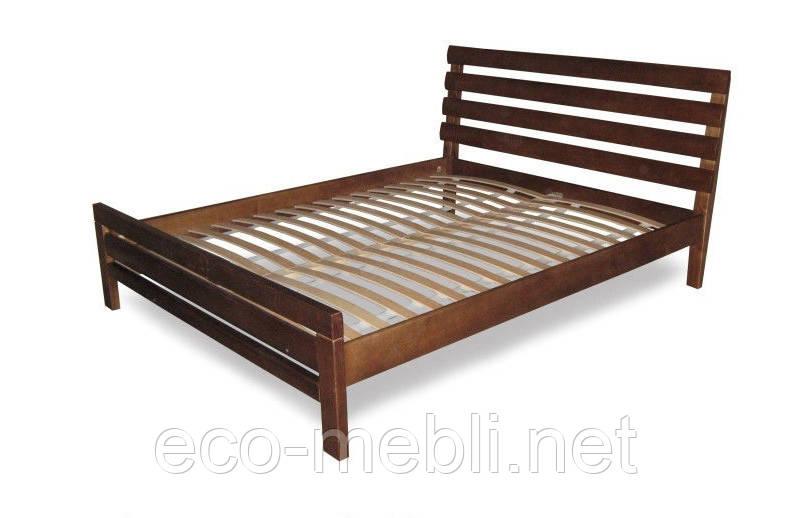 """Двоспальне ліжко ТИС """"ДОМІНО 2"""""""