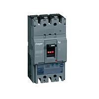 Автоматический выключатель Hager h630, In=630А, 3п, 50kA, LSI