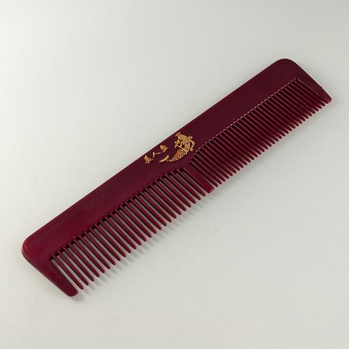 расческа с комбинироваными зубьями для волос