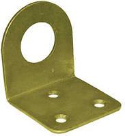 Петля замочная (проушина) № 50 (25х25х23 мм.) равносторонняя (тм БеМаС)