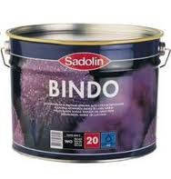 Краска для стен Sadolin BINDO 20, 10л