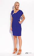 Платье летнее синего цвета Zaps Janis