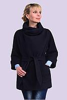 Стильне ,трендові пальто з високоякісного турецького кашеміру з широким рукавом 3/4, розмір 44-50, фото 1