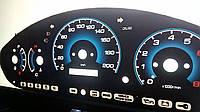 Шкалы приборов Mitsubishi Galant 8, фото 1