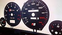 Шкалы приборов Audi 80 b3, фото 1