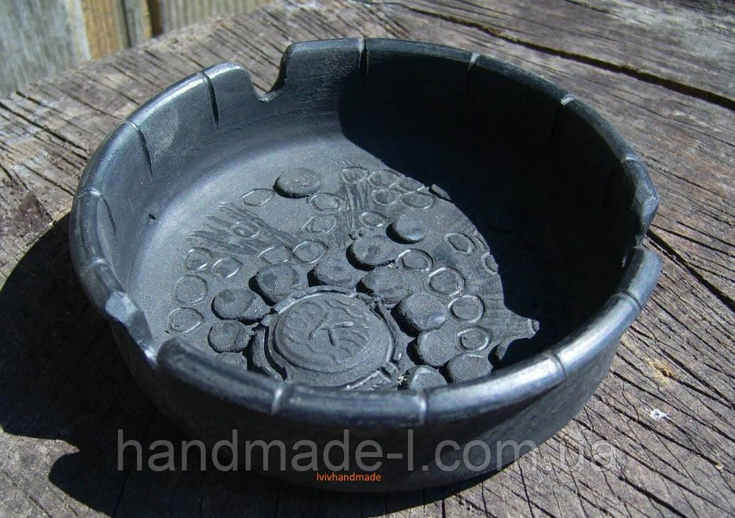 Попільничка каналізація авторська глиняна
