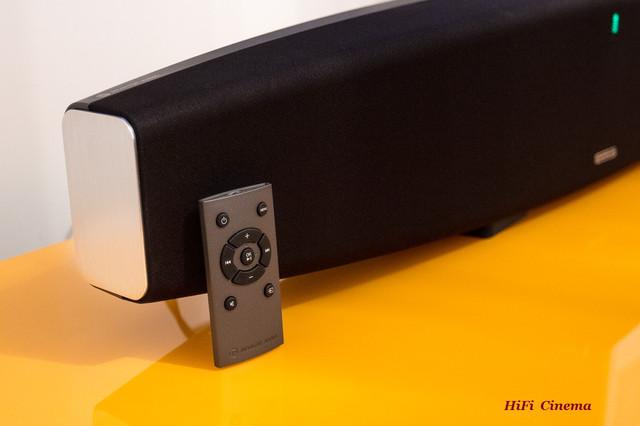 Monitor Audio ASB-2 remote control HiFi Cinema