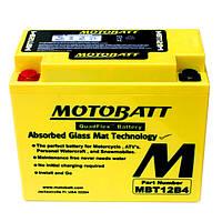 Мото аккумулятор MOTOBAT MBT12B4