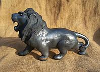 Фігура льва авторська ручної роботи