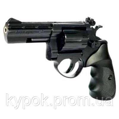 Cuno Melcher Револьвер ME-38 MAGNUM 4R,чорний, пластикова ручка