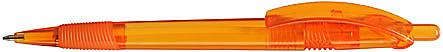Ручка пластиковая VIVA PENS Arte Color оранжевая