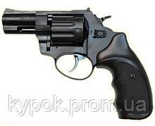 """Револьвер Флобера АТАК Arms Stalker 2.5"""" (барабан: сталь / чорний / пластик)"""